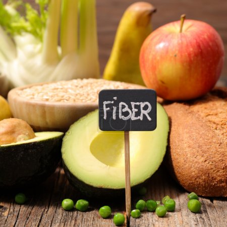 products containing fiber