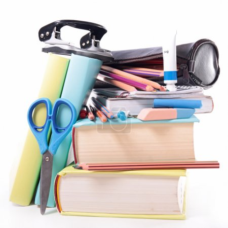school accessories, stationary