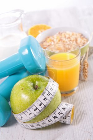 Photo for Healthy eating, breakfast. healthy diet concept - Royalty Free Image