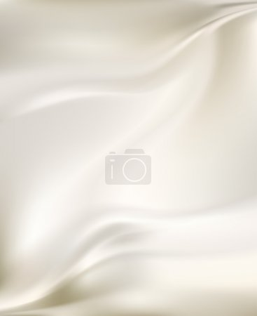 Abstract Vector Texture, Gold Silk