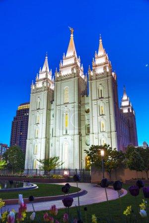 Mormons Temple, Utah