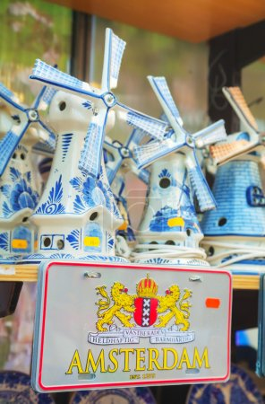 Wind mills souvenirs