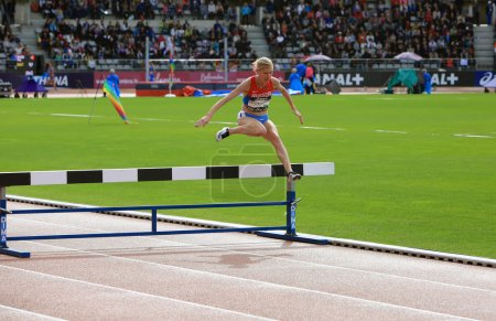 DecaNation International Outdoor Games on September 13, 2015 in Paris, France.