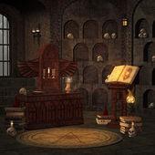 Chamber of rite