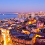 The historic quarter of Valparaiso,