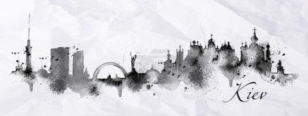 Silhouette ink Kiev