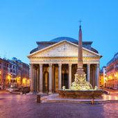 Pantheon , Rome, Italy.