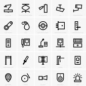 Safety icons (set)