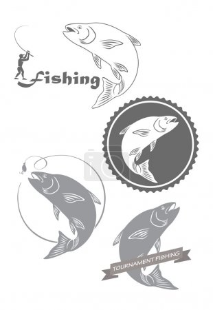 Fishing asp icons
