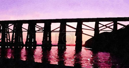 Fort Bragg Bridge