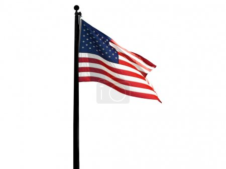 Image Of The American Flag