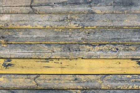 Old weathered hardwood texture