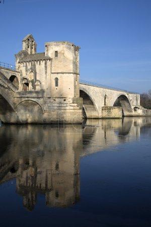 St Benezet Bridge, Avignon