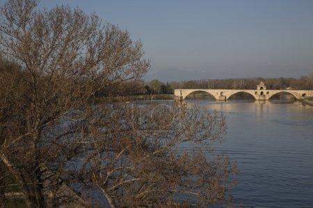 St Benezet Bridge; Avignon