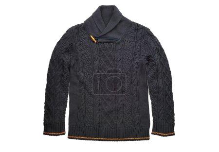 Beautifully woven sweater