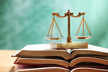 Law study concept