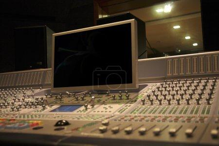 Recording musical equipment