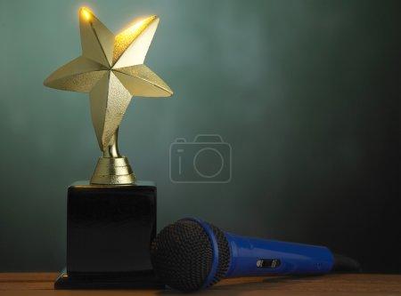 Golden star award
