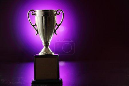 One golden trophy