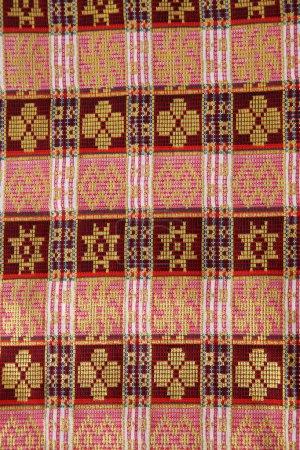 Malaysia Songket fabric