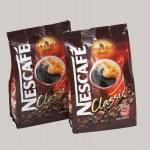 Постер, плакат: nescafe refill pack
