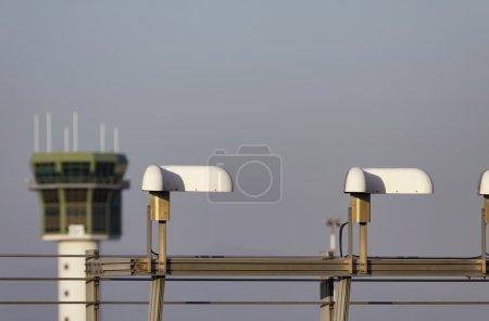 Flight sensors and flight control tower