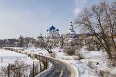 Female Orthodox monastery in the village of Bogolyubovo