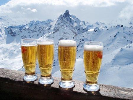 Lunettes de bière