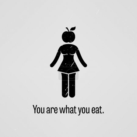 You are What You Eat Sexy Version