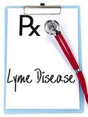 Lymská borelióza textu napsat na předpis