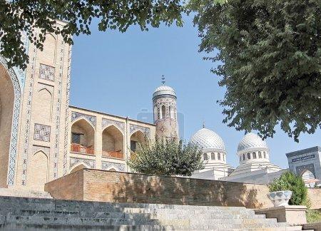 Tashkent Kukeldash Madrassah and Juma Mosque 2007