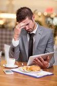 Woried a zdůraznil podnikatel v kávě break, pracuje na h