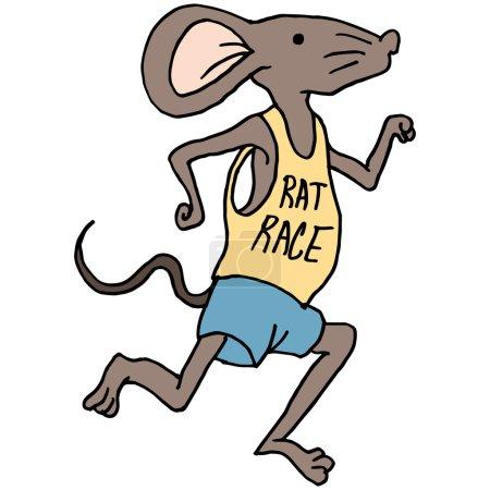 Rat race runner