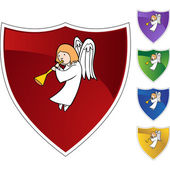 Angel web icon