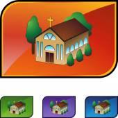 Church web button