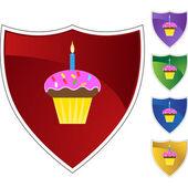 Birthday Cupcake  web button