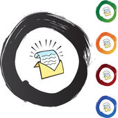 Read Email icon set