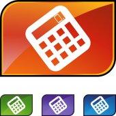 Calculator web button