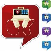 Ikona webové defibrilátor
