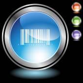Barcode icon web button
