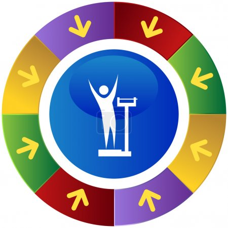 Weight Loss web icon