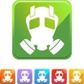 Gas Mask web button