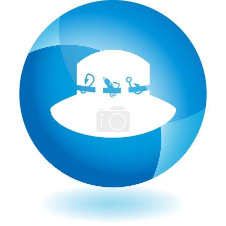 Fishing Hat web button