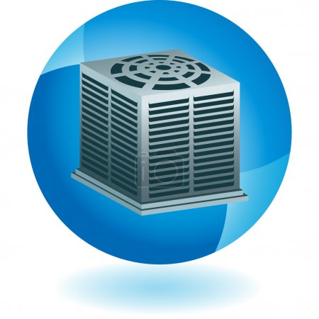Air Conditioner web icon