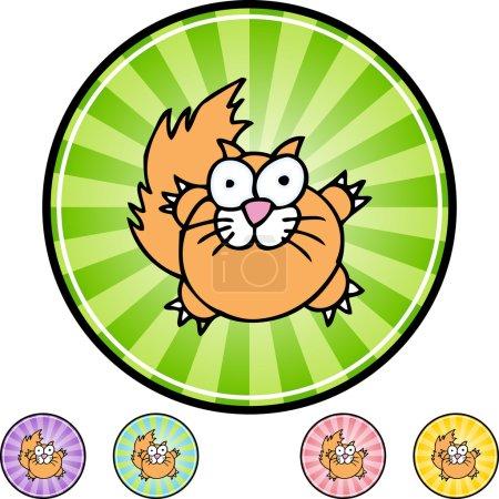 Fat Cat web icon