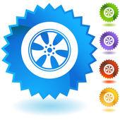 Custom Tire Rims icon