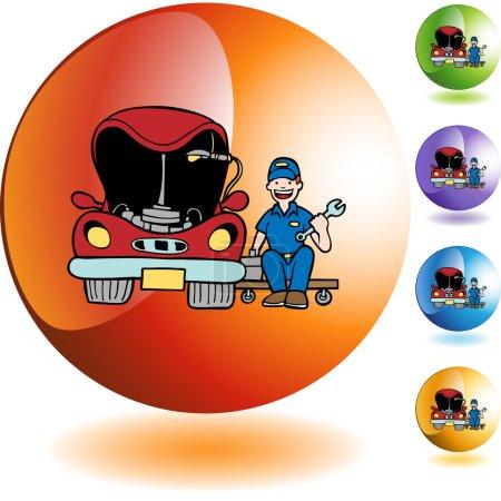 Car Fix web icon
