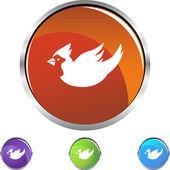 Cardinal web button