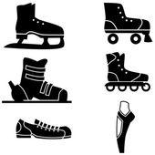 Sports Shoes Set