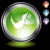Singing Bird icon button